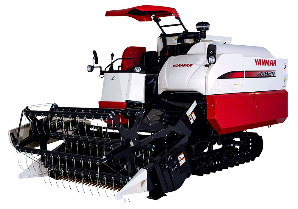 Rice/Corn Combine Harvester